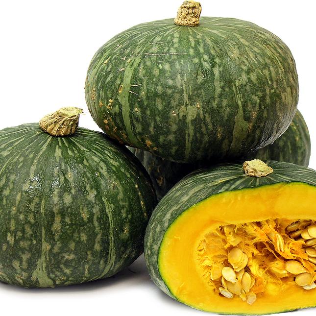 Kabotcha pumpkins Leicester